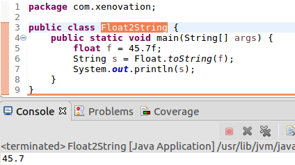 dataConversion-float-to-string