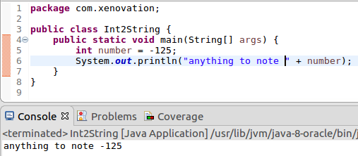 dataConversion-int-to-string